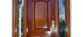 Entryway Door