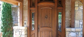 arch-transom-sidelite-door-unit